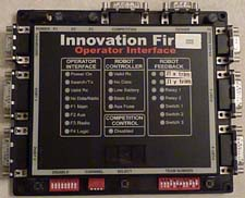 FIRST 2000-2003 Operator Interface (OI)