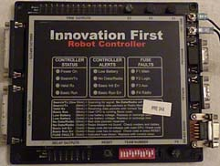 <i>FIRST</i> 2000-2003 Robot Controller (RC)