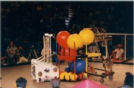 <i>FIRST</i> 1996 HEXAGON HAVOC&#0153; Competition
