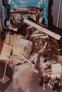 <i>FIRST</i> 1992 MAIZE CRAZE&#0153; Kit-of-Parts (KOP)