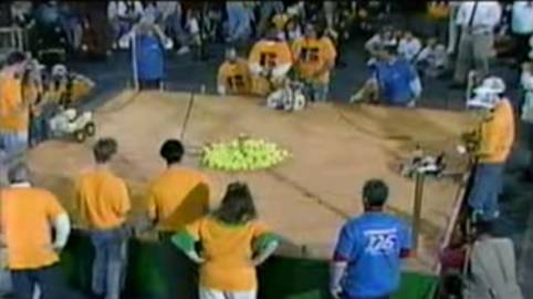 <i>FIRST</i> 1992 MAIZE CRAZE™ Competition