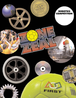 <i>FIRST</i> ZONE ZEAL&#0153; Logo