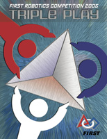 <i>FIRST</i> TRIPLE PLAY™ Logo