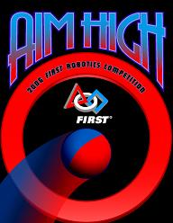 <i>FIRST</i> AIM HIGH™  Logo